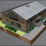 Architectural Design for a Barn Conversion near Thakeham, West Sussex