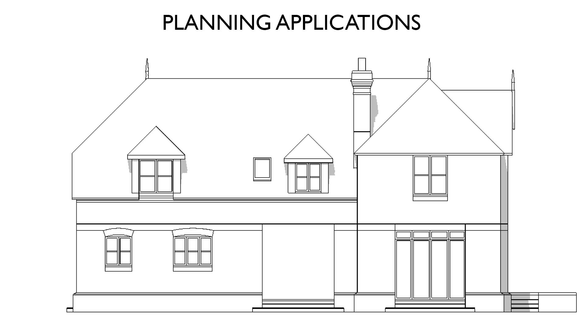 Sussex Plans and Elevations